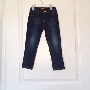 7 For All Mankind Size 4T Boys Dark Wash Jeans